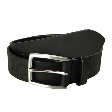 PC Leather Belt - Black