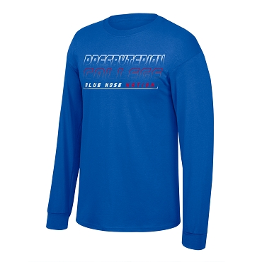 Blue Hose Nation Long Sleeve T Shirt