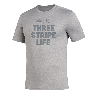 PC Three Stripe Life Tee