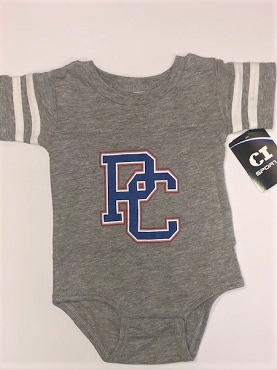 PC Football Infant Bodysuit