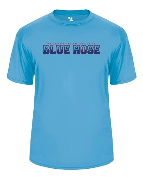 Blue Hose Performance T Shirt