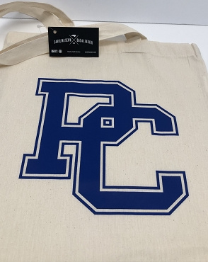 Presbyterian College Natural Tote