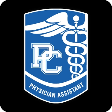 PC Physician Assistant Badge Decal