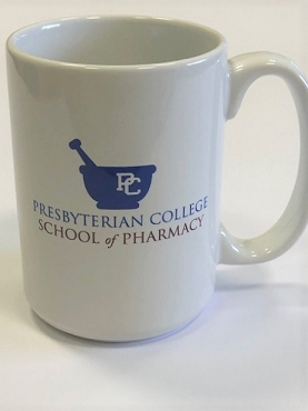 Presbyterian College School of Pharmacy Coffee Mug