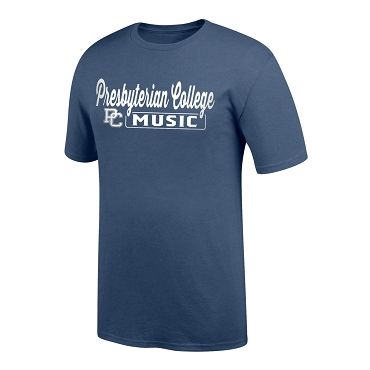 Presbyterian College Music T Shirt
