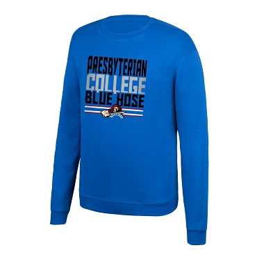Youth Scottie Crewneck Sweatshirt -  Royal