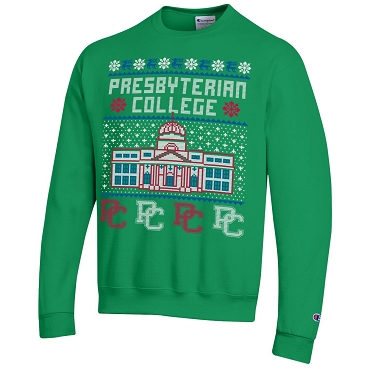 PC Neville Hall Ugly Christmas Sweatshirt